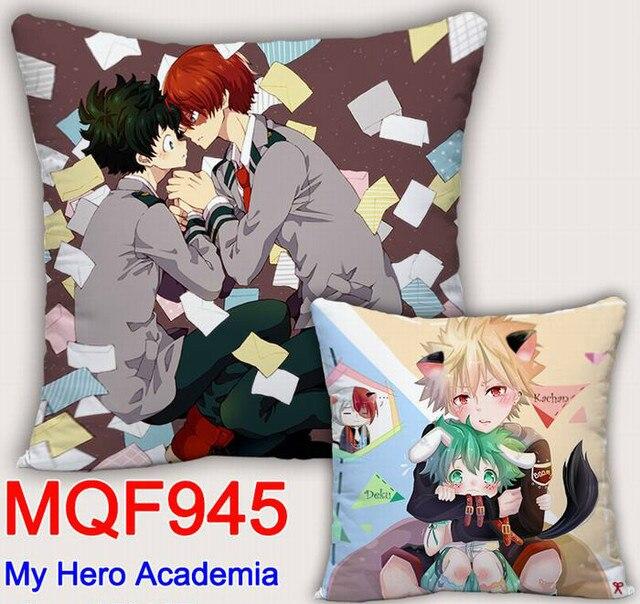 Аниме подушка двусторонняя Моя геройская академия вариант 2 5