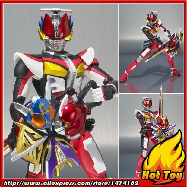 100% Original BANDAI Tamashii Nations S.H.Figuarts (SHF) Action Figure - Kamen Rider Den-O Liner Form from Masked Rider DEN-O