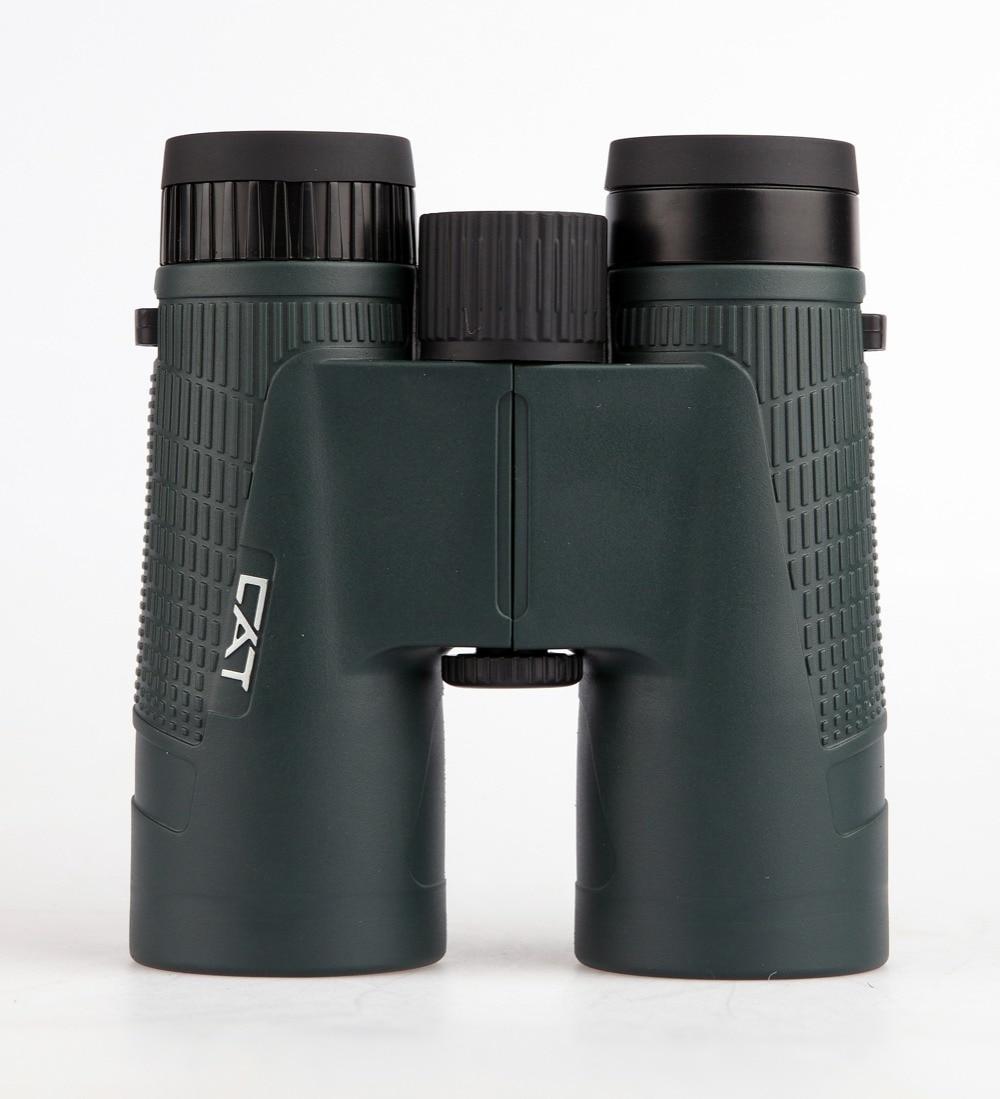 Cat smart 10X42 binocular telescope BAK4 prism, roof, multilayer coating, telescope