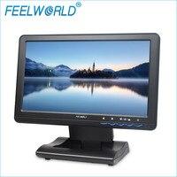Feelworld DP101T 10.1 Pouce IPS 1024x600 LCD Écran Tactile USB Alimenté Moniteur 10.1