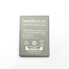 1PCS 100% innos BP-10X-i 6000mAh Battery For Highscreen Boost 2 II SE Innos D10 D10C D10F D10CF Bateria