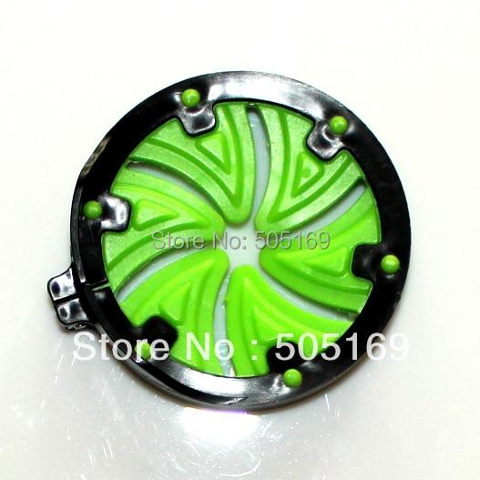 Accesorios de marcador de paintball Green Speed Feed (2 piezas) - Disparos - foto 4