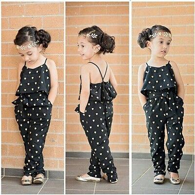 【2016 Fashion Kids Baby Girls Girls Clothes Sleeveless ...