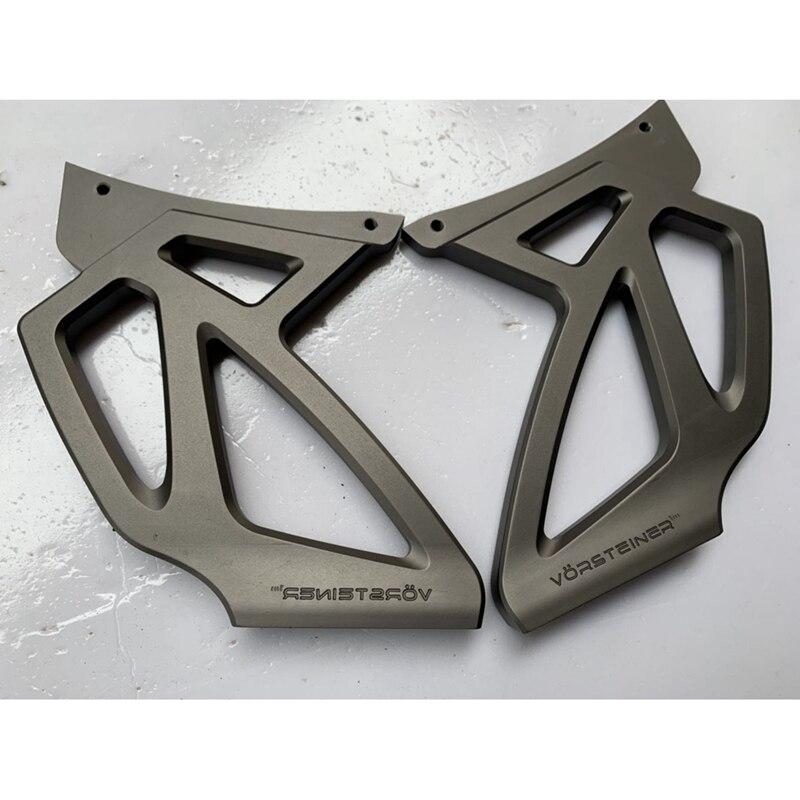 F80 M3 F82 M4 M5 M6 Vorsteiner Style Track GT Carbon Fiber Rear Trunk Roof Lip Spoiler Window Wing For BMW F80 M3 F82 M4 2014UP