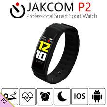 JAKCOM P2 Inteligente Profissional Relógio Do Esporte como billetera Trackers Atividade no telefone inteligente pedômetro alarme de carro Inteligente inteligente