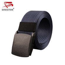 DINISITON Military Equipment Western Strap Army Tactical Brand Luxury For Men Jeans Men Canvas belt Men's Nylon Belts XFB2