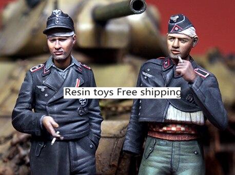 pre order-Resin toys  35183 German Panzer Crew Set Free shippingpre order-Resin toys  35183 German Panzer Crew Set Free shipping