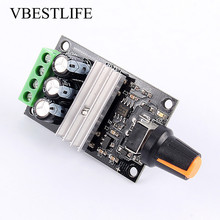 Top Sale 10pcs/lot DC 6V - 28V 3A PWM Motor Speed Varible Regulator Controller Switch 1203B Well Working hot sale dc 12 48v 400w aluminum alloy cnc spindle motor er11 mach3 pwm speed controller mount 3 175mm