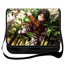 Attack on Titan Bags Messenger Bag Canvas school shoulder bag Handbags (23 colors)