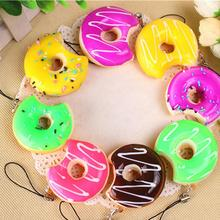 Cute Squishy Donuts Pendant for Smartphone