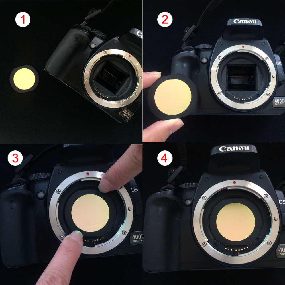 Svbone filtre UHC Deepsky Clipon EOS caméra astrophotographie monoculaire astronomie télescope pour caméras CCD & DSLR F9131D - 5