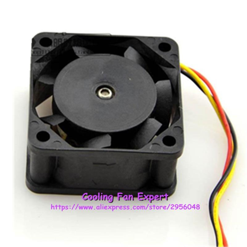 1 PCS Panaflo Fan FBK04F12H  DC 12V 0.2A 3 Pin 40*40*20mm