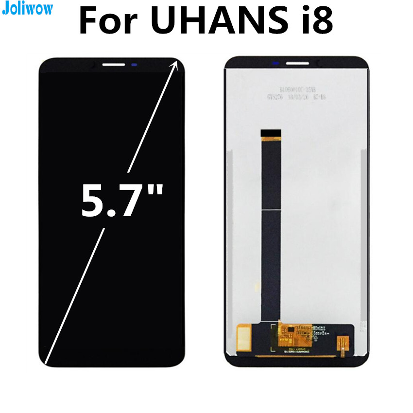 For UHANS i8 LCD Display +Touch Screen Digitizer Assembly Replacement Accessories for For Uhans i 8 LCD AssemblyFor UHANS i8 LCD Display +Touch Screen Digitizer Assembly Replacement Accessories for For Uhans i 8 LCD Assembly
