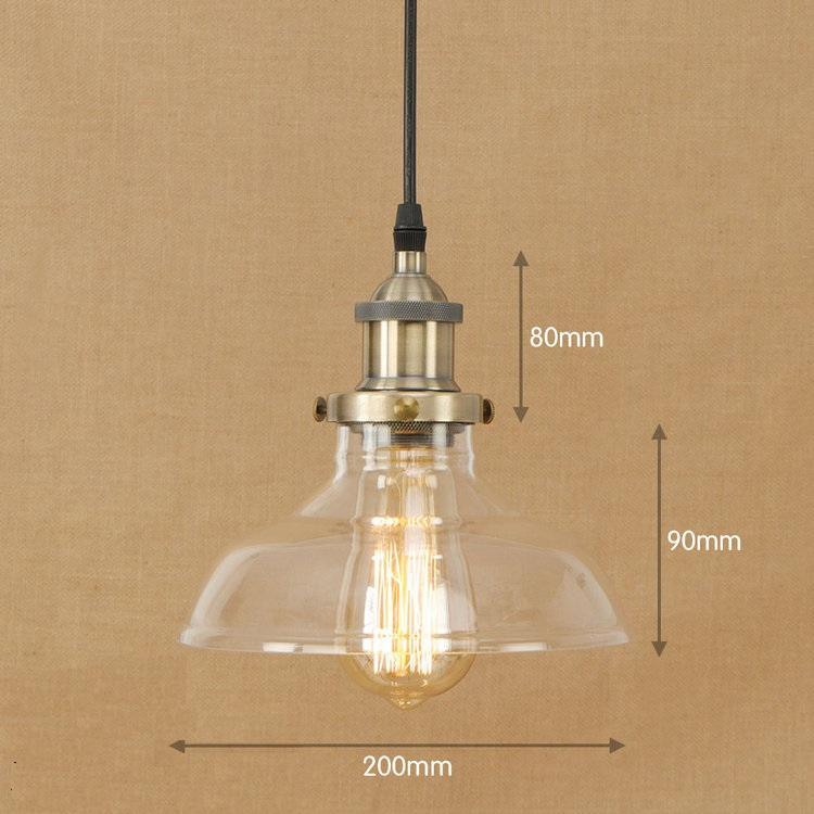 IWHD Vintage Hang Lampen LED Syle Loft Industrial Lighting Pendant Lamp Home Lighting Kitchen Retro Light Fixtures Lamparas iwhd loft style creative retro wheels droplight edison industrial vintage pendant light fixtures iron led hanging lamp lighting