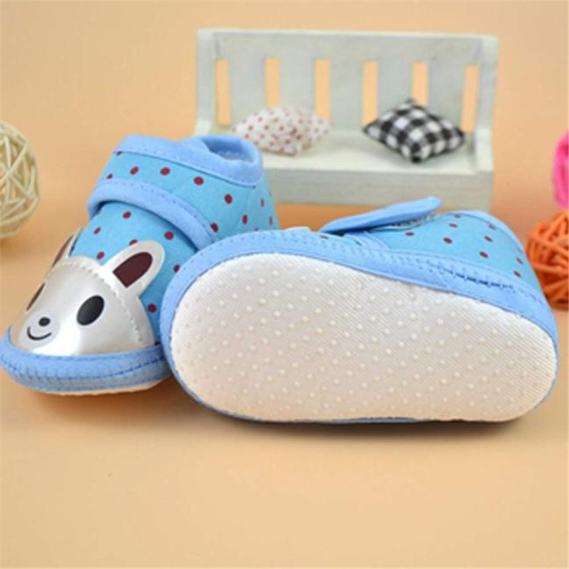 newborn baby shoes animal print Anti-slip first walkers cartoon (7)
