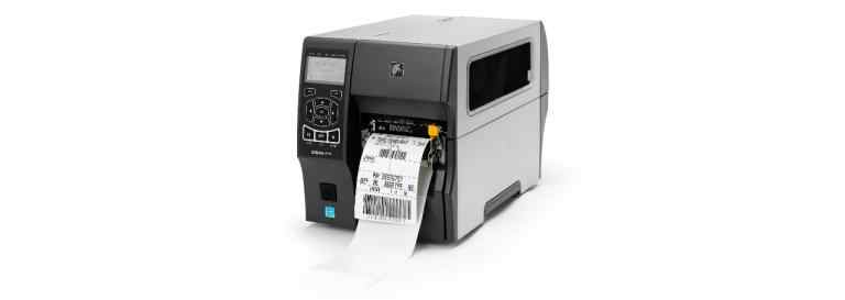 Zebra ZT410 Industrial Thermal Transfer Printer, 203 DPI,, USB Host,ZM400  updated Part No :ZT41042-T090000Z