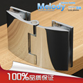 "Glass to Glass Offset Hinge for 8-12mm 3/8""-1/2"" Thickness Glass Polished Chrome Shower Door  Hinge"