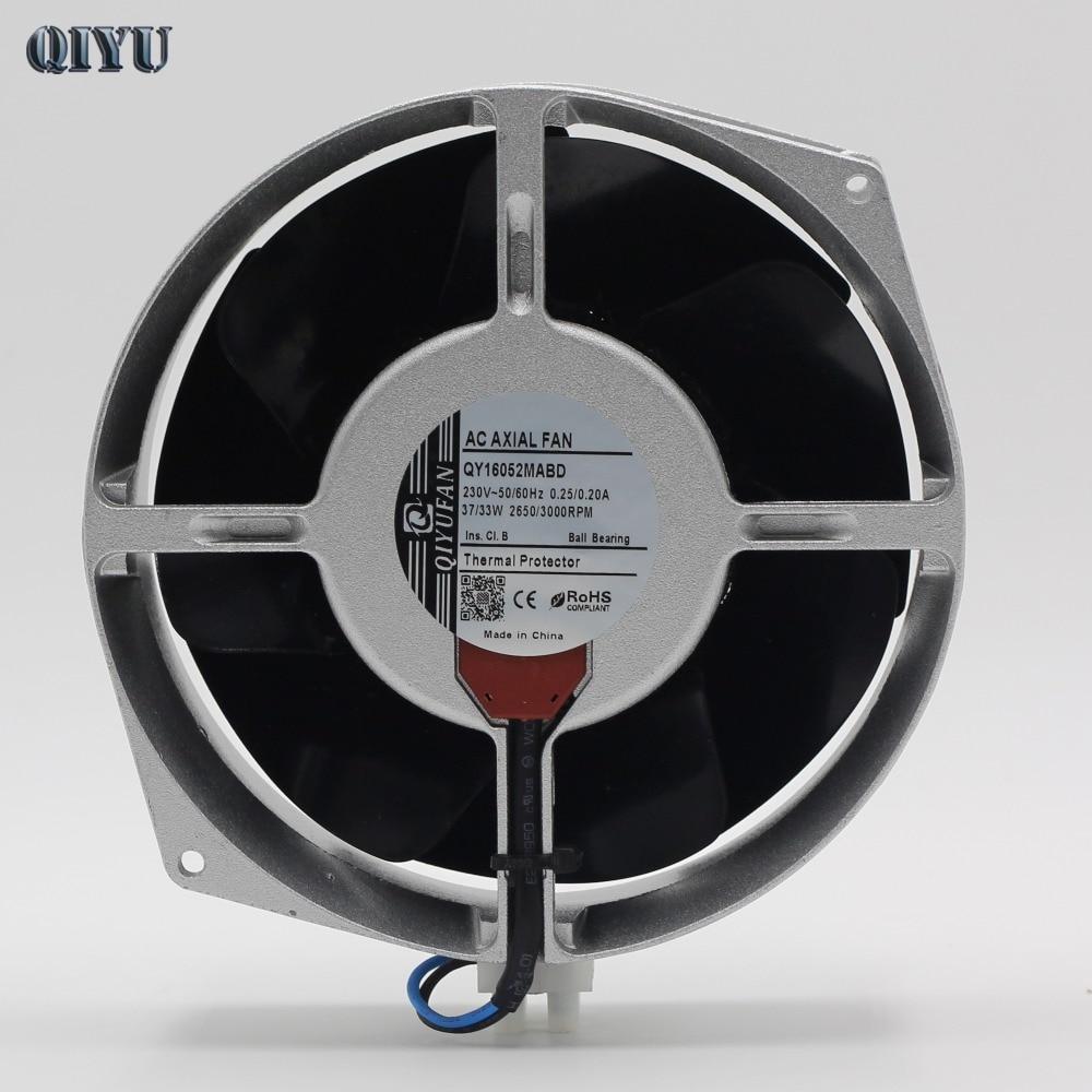 AC 220V Axial Fan air blower 172*150*55mm Industrial fan Exhaust heat dissipation Ventilation cooling fan