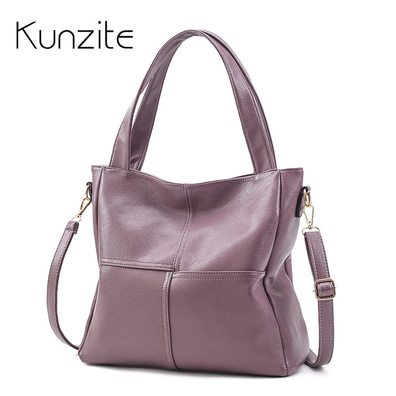 High Quality PU Leather Bags Handbags Women Famous Brands Designer Women Leather Handbags Ladies Shoulder Bag Bolsos Mujer Tote