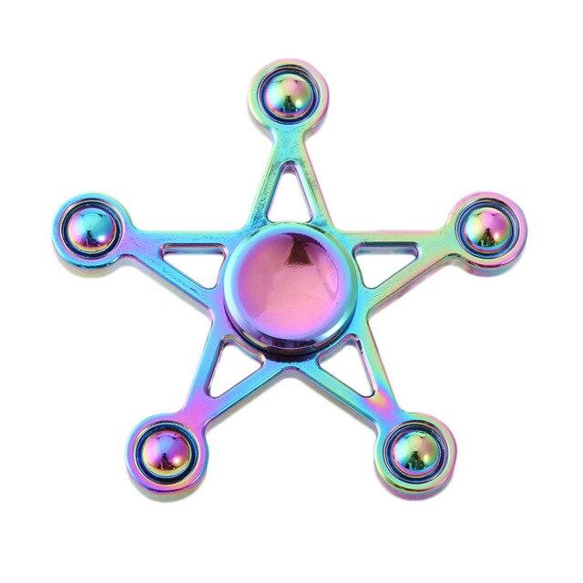 Aliexpresscom Comprar Arco Iris Multicolor Estrella de Cinco