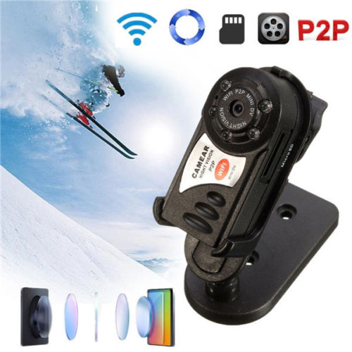 US $23 99 |New Style Wireless WIFI P2P Mini Remote Camera Baby camera FOR  Android for IOS PC-in Mini Camcorders from Consumer Electronics on