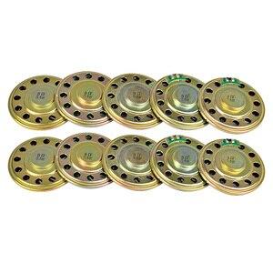 Image 5 - AIYIMA 10 個超薄型スピーカー 8 オーム 0.5 ワットホーンスピーカー 20 23 28 30 36 40 50 ミリメートルミニスピーカー Diy