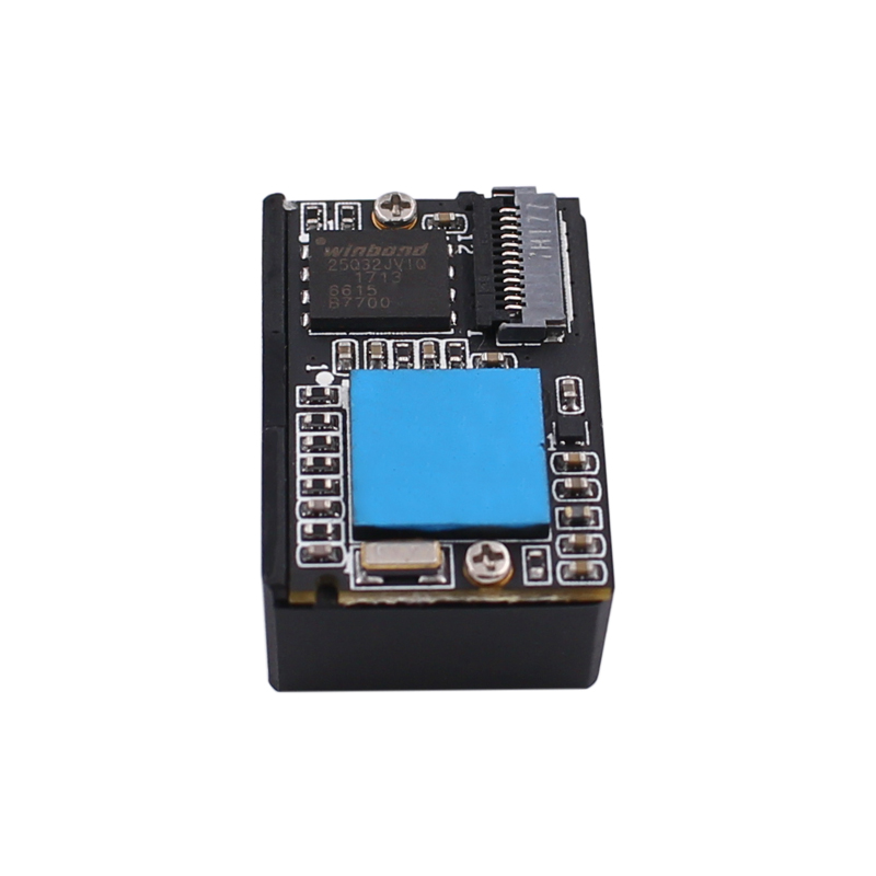 Low power consumption 2D scan Engine work with Arduino Raspberry Pi E3000H serial port command Manual  QR/1D/2D/ Free Shipping