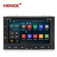 PX3 Android7.1 dvd плеер автомобиля для peugeot 307 2002 2010 для peugeot 207/3008 2009 2011 с gps навигации мультимедиа WI FI BT