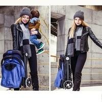 6.5kg Three Fold Portable Stroller Baby Cradle of Newborn Portable Travel Child Car