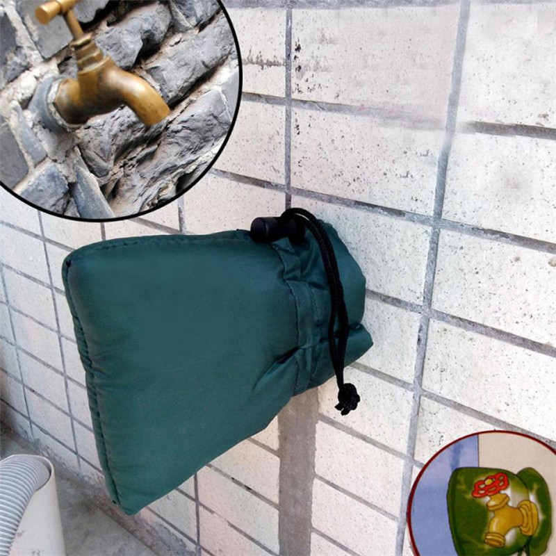 1PC Oxford cloth Winter Water Tap cover Bag Stop Freezing Faucet ...