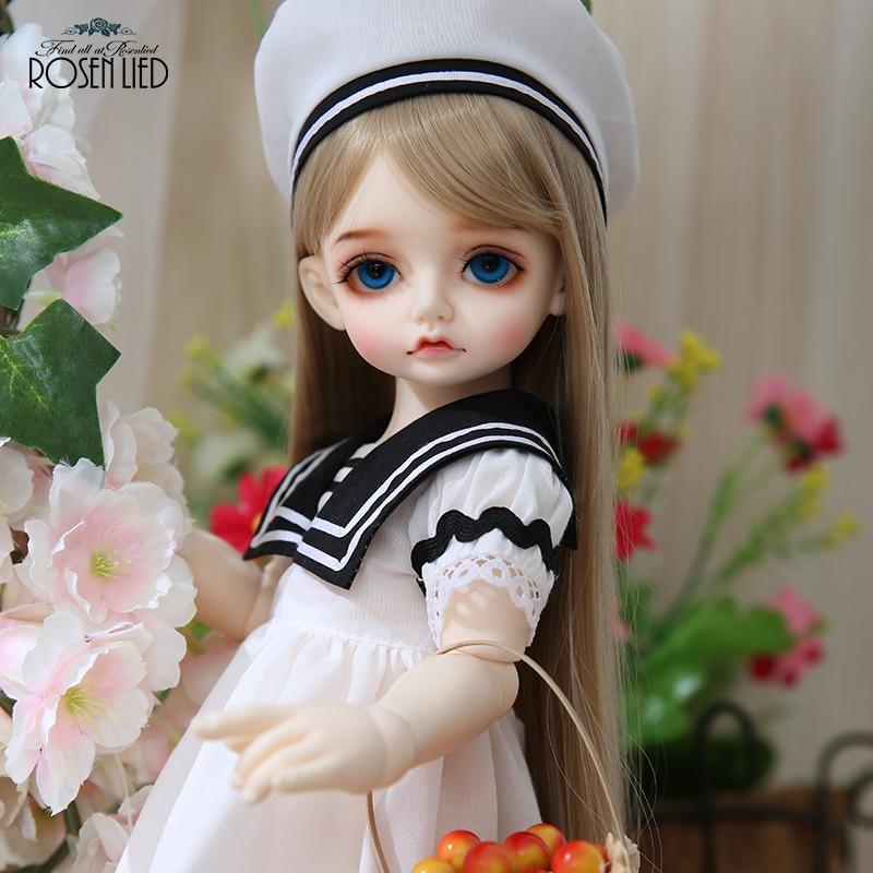 Rosenlied RL odmor mignon bjd sd lutka 1/4 model tijela dječaci ili - Lutke i pribor - Foto 4