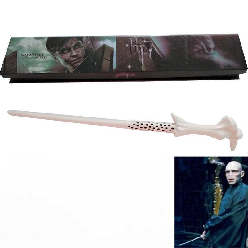 Новые 35 см Одежда высшего качества Северус Снейп Гарри Поттер Волшебная палочка с подарочной коробке Косплэй игры Коллекция палочка Гарри палочка Поттера игрушки