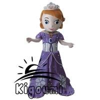 Hot sprzedaży nowy projekt Wysokiej jakości dorosłych maskotki kostium dorosłych Sofia princess Sofia pierwsza maskotka kostium