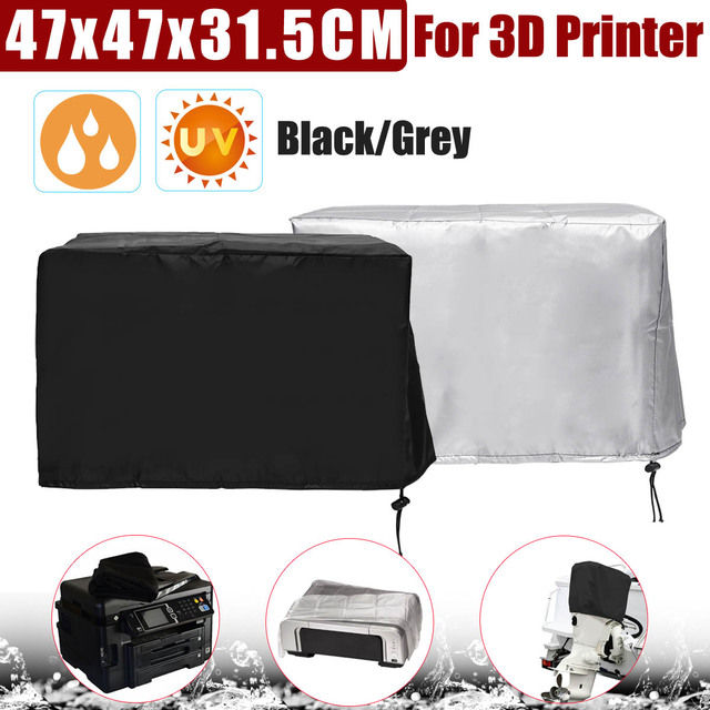 70x45x30cm Nylon Printer Dust Dust Cover Protector Chair Table Cloth For 3D Printer for Epson Workforce for OfficeJet Pro 8600