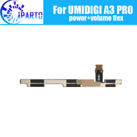 Cable de botón lateral flexible UMIDIGI A3 PRO 100% botón de encendido y volumen Original piezas de reparación de Cable Flex para UMIDIGI A3 PRO