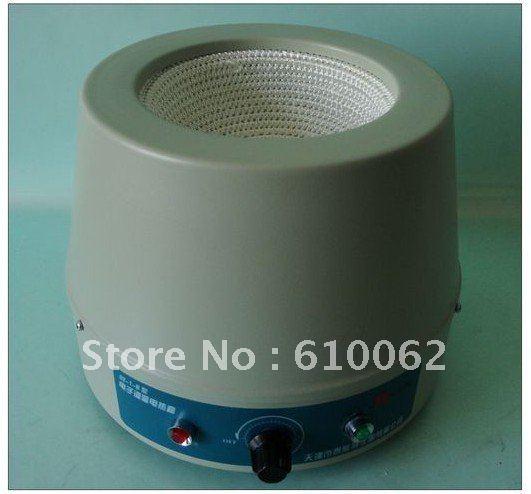 20000 mL (20 l) control de temperatura eléctrica de laboratorio y manto de calentamiento ajustable de temperatura