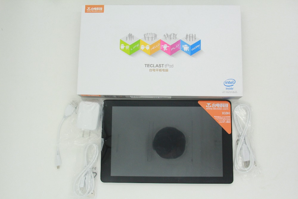 Newest Original Teclast X10H Android 5 0 Tablet PC Bay Trail Z3735F Quad Core 2GB 32GB