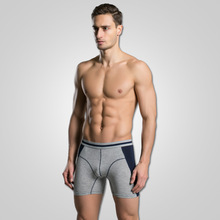 Long Men Boxer Homme Slip Panties