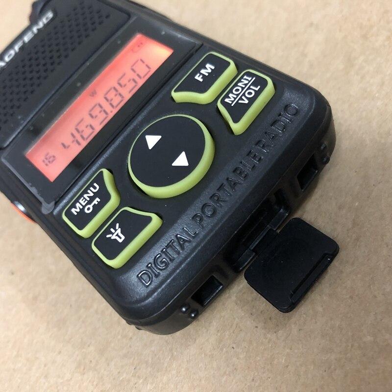 Image 3 - Baofeng bf t1 UHF 400 470 МГц 20CH baofeng T1 мини ультра тонкий микро вождения BaoFeng отель гражданский иди и болтай walkie talkie-in Рация from Мобильные телефоны и телекоммуникации