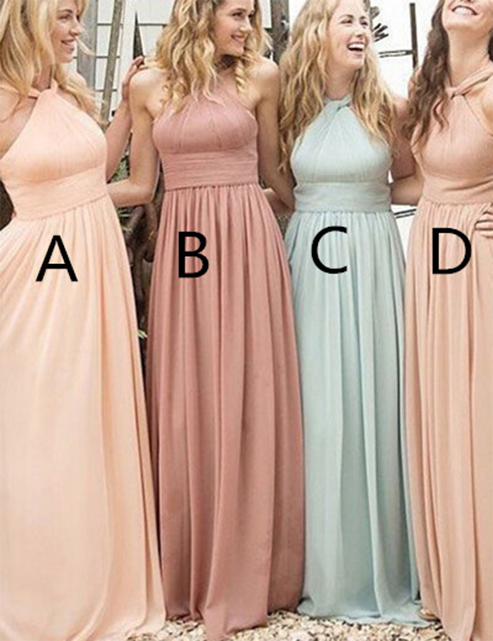 Popular Light Aqua Bridesmaid Dresses-Buy Cheap Light Aqua ...