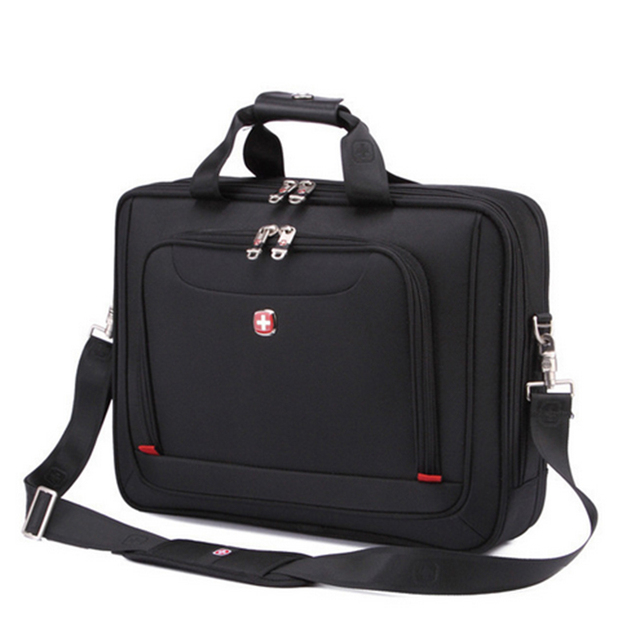 "New Brand SWISSGEAR Sport Waterproof 15"" Laptop Portable KUMON Men and Women 15 Inch Computer Notebook Briefcase Bag"
