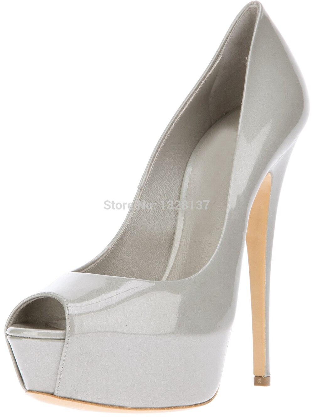 Popular Silver Block Heel-Buy Cheap Silver Block Heel lots from ...