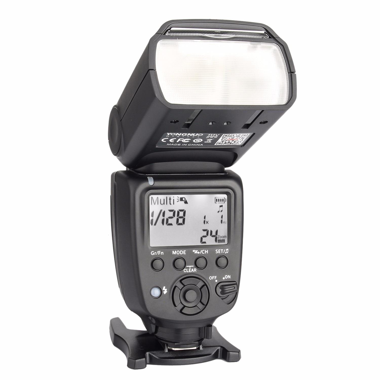 Yongnuo YN860Li Flash Speedlite come yn560iv Versione Aggiornata Flash per Tutti DSLR Fotocamera con schermo LCD Speedlight Con BatteriaYongnuo YN860Li Flash Speedlite come yn560iv Versione Aggiornata Flash per Tutti DSLR Fotocamera con schermo LCD Speedlight Con Batteria
