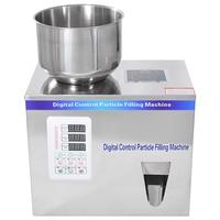 Máquina do racking de 220 v/110 v 1-50g  máquina de empacotamento quantitativa  máquina de enchimento automática do alimento/pó/partícula/semente