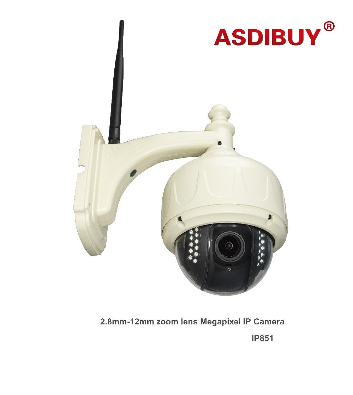 New arrival PTZ IP Camera network IR 40m 1.3Megapixel H.264 Outdoor HD PTZ ip security camera 3X zoom with APP for home security удлинитель zoom ecm 3
