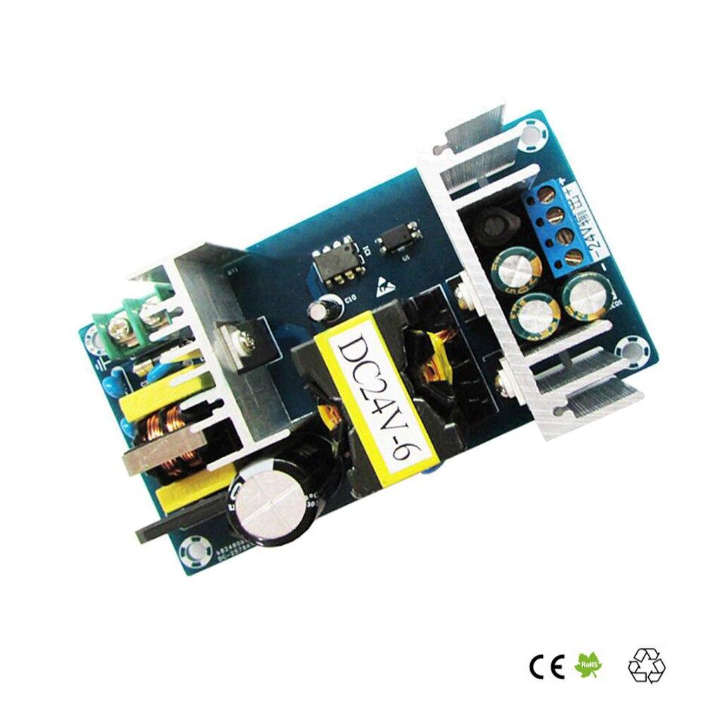 AC-DC Modulo di Alimentazione AC 100-240 v a DC 24 v max 9A 150 w AC DC di Commutazione scheda di Alimentazione 24 v adattatore ac dc