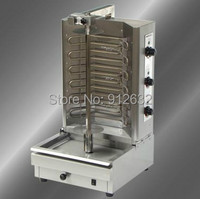 Electric heating BBQ grill, Doner and Gyros Grill, Gas Kebab Machine