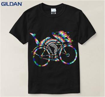 Best Mens T Shirt Print Galaxy Space Creative Unicorn Feminina Psychedelic Clothes Pa383 Black T-Shirt Man Pre-Cotton Tee Shirt Футболка