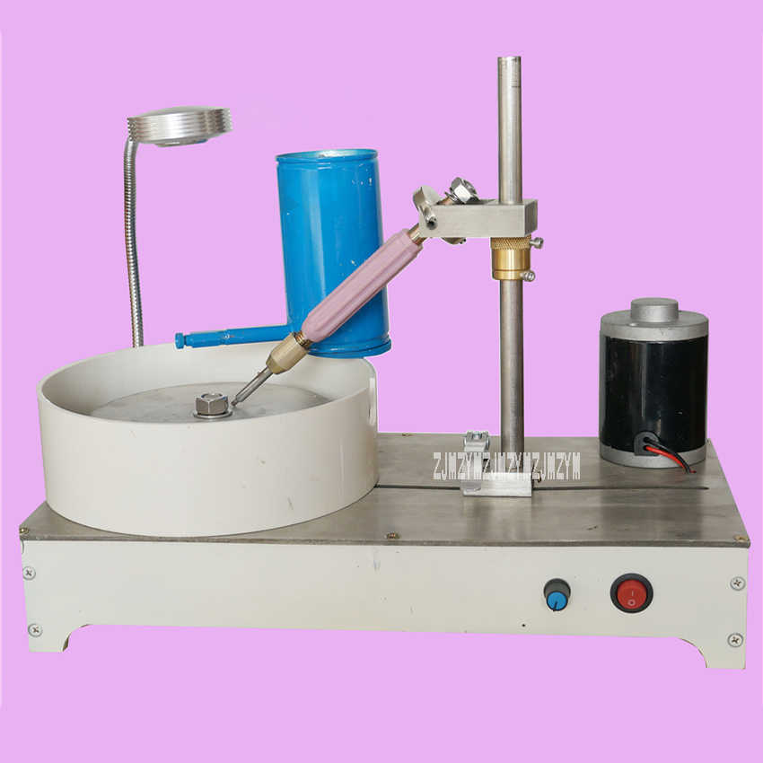 Hot Sale Gemstone Faceting Polishing Machine Lapidary
