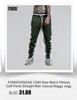 прощения бренд сезон: весна–лето новая мода для мужчин повседневные длинные брюки одноцветное цвет военная униформа стиль удобная мужская мотобрюки fg017